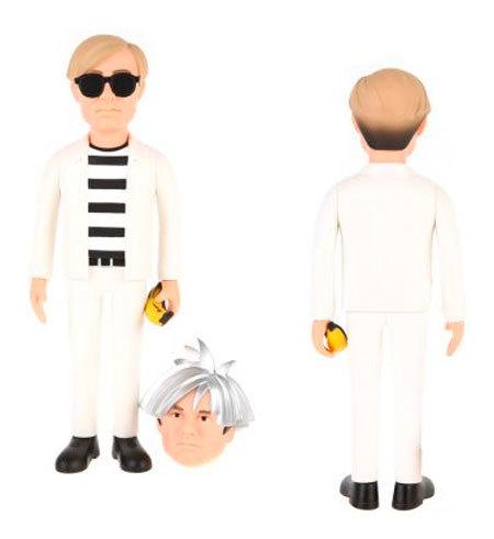 Andy Warhol Medicom Toy 1