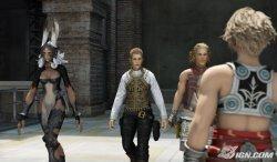 Final Fantasy XII en el Square Enix Party 2005