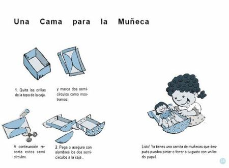 Crea juguetes caseros: consejos de Unicef
