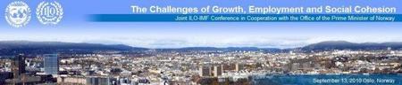 El FMI y la OIT quieren que hagamos algo sobre el desempleo