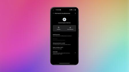 Qué es WebView, la app del sistema que hace que se te cierren solas algunas aplicaciones en tu móvil Android