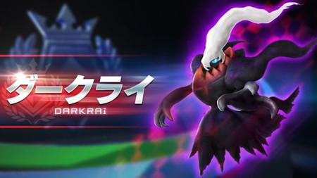 Darkrai es el nuevo pokémon que llegará a arcade de Pokkén Tournament
