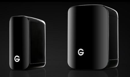 Nuevos G Raid y G Speed, almacenamiento profesional de G Technology