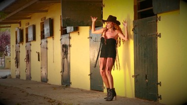 Sonia Monroy, la DaVinci de la cumbia, ojocuidao