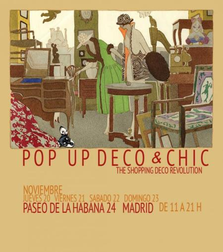 Pop up Deco