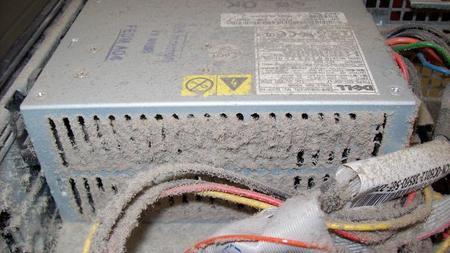 Herramientas para la limpieza de los equipos informáticos