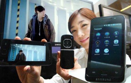 Samsung Galaxy S Hoppin, una versión ideada para conectar al televisor