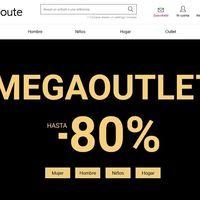 Megaoutlet en La Redoute con descuentos de hasta el 80% en todas sus secciones