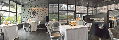 El chef David Muñoz consigue tres estrellas en la guía Main Cities of Europe 2014 de Michelin por ser DiverXo