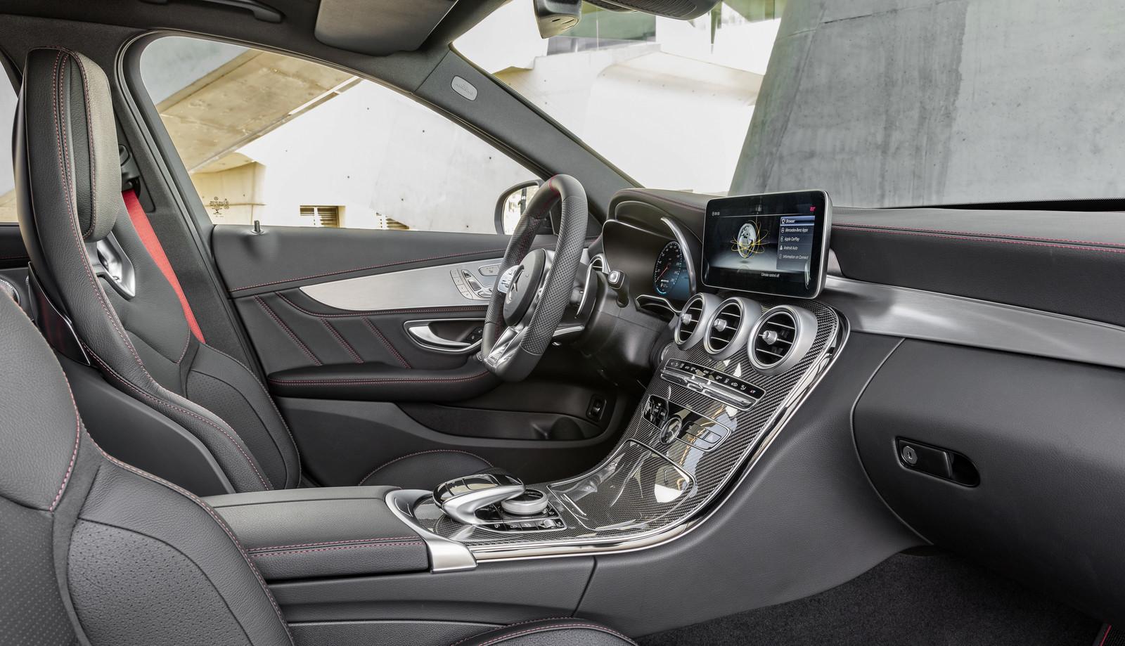 Foto de Mercedes-AMG C 43 4MATIC 2018 (17/28)