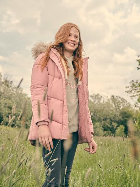 Pink Padded Jacket Gbp19 Eur25 28