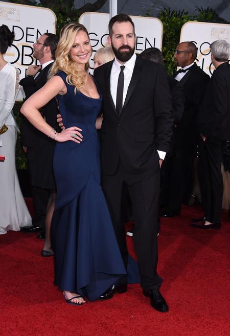 Katherine Heigl y Josh Kelley