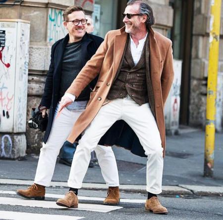 El mejor street-style de la semana: desmontando a Alessandro Squarzi