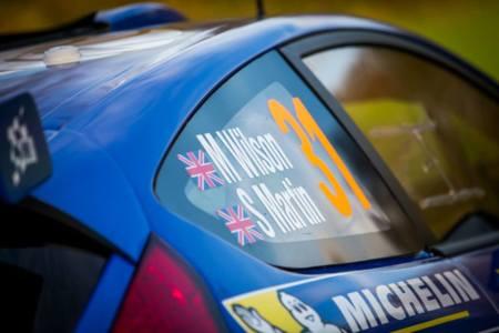 Ford Fiesta RRC - Matthew Wilson