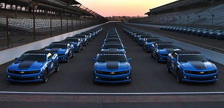 Unos 600.000 coches de GM a revisión: Camaro, Sonic, LaCrosse y 9-3 Convertible