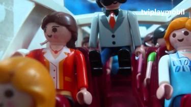 Los Playmobil también bailan el Gangnam Style