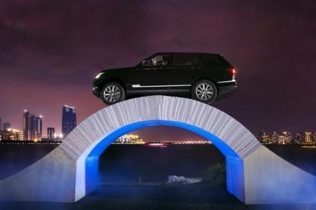 Range Rover Puente de Papel 2