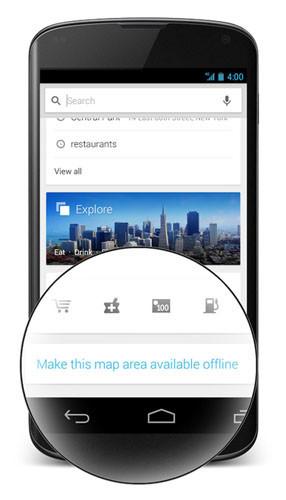 Google Maps 7.0 para Android
