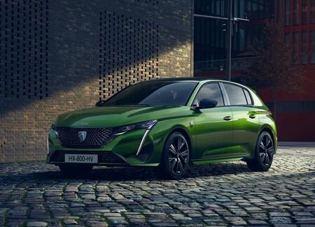El Peugeot 308 2022 es la entrada a una nueva etapa para la marca, incluyendo cierto grado de electrificación