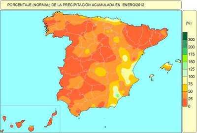 ¿Comenzamos un periodo de sequía?