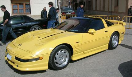 Vuelve el emblema ZR-1 a los Corvette
