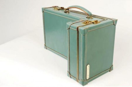 Williams British, maletas inspiradas en Dalí sin perder su condición británica