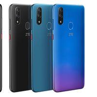 Blade V10: el nuevo teléfono estrella de ZTE para México tiene notch y cámara para selfies de 32 megapixeles