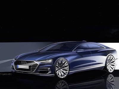 ¿Tendría sentido una versión coupé del Audi A8? Con un BMW Serie 8 en camino, seguro sí
