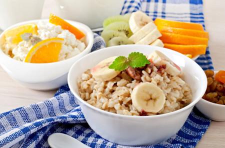 desayuno saludable mientras intenta perder peso