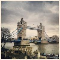 Tower Bridge: el puente más famoso sobre el Támesis en Londres