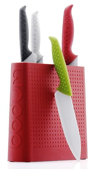 Bistro, el taco de cuchillos de Bodum