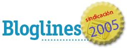 Bloglines, herramienta de sindicación de 2005