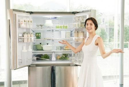 Samsung presenta sus nuevos frigoríficos inteligentes con Evernote de serie