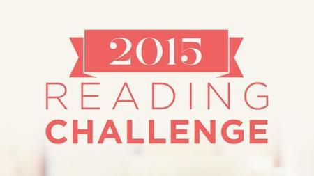 ¿Te animas con el Desafío de lectura 2015?