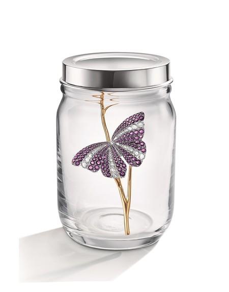 Broche de mariposa