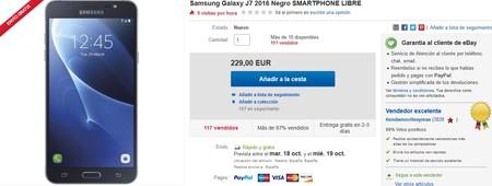 Galaxy J7 Ebay