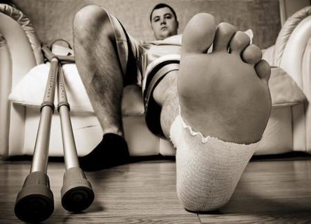 Te lastimaste haciendo ejercicio ¿ahora qué?  ¿Frío o calor?
