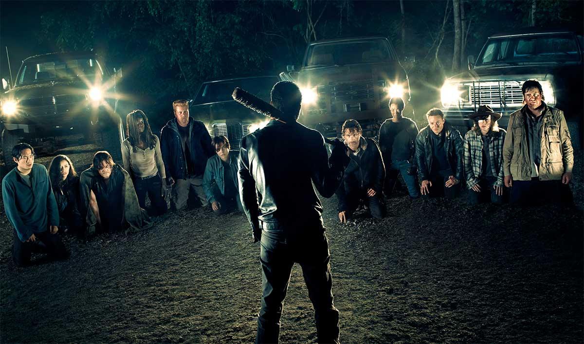 The Walking Dead 7x01 Ya Disponible