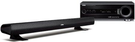 Yamaha S400, nueva barra de sonido más estilizada y sin cables