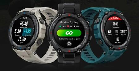 Amazfit T-Rex Pro, un reloj inteligente pensado para aguantarlo todo, incluso los presupuestos limitados