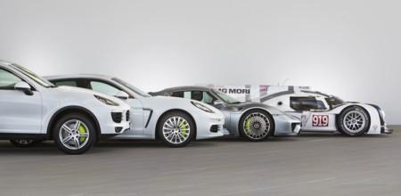 Gama Porsche Hybrid
