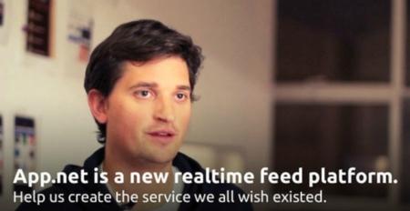 El fundador de Imeem y PicPlz anuncia App.net, una especie de Twitter de pago, y pide financiación colectiva