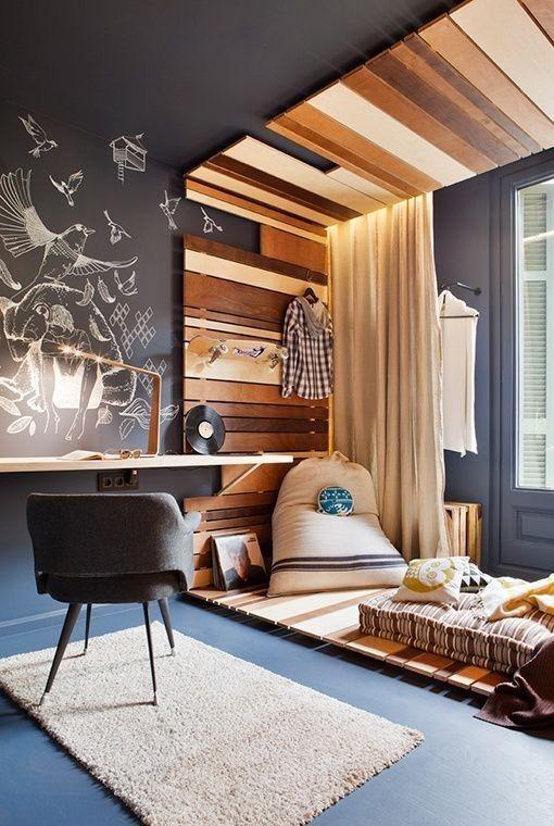 Pizarra Dormitorios 4