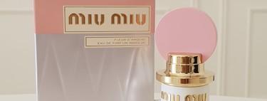 Probamos la última creación de Miuccia Prada, MiuMiu Fleur D'Argent: la más madura de sus fragancias