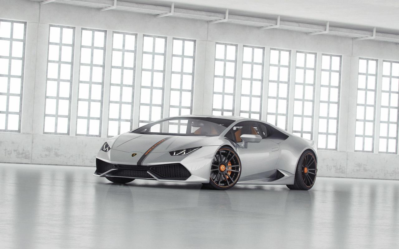 "Foto de Wheelsandmore Lamborghini LP850-4 Huracán ""Lucifero"" (1/5)"