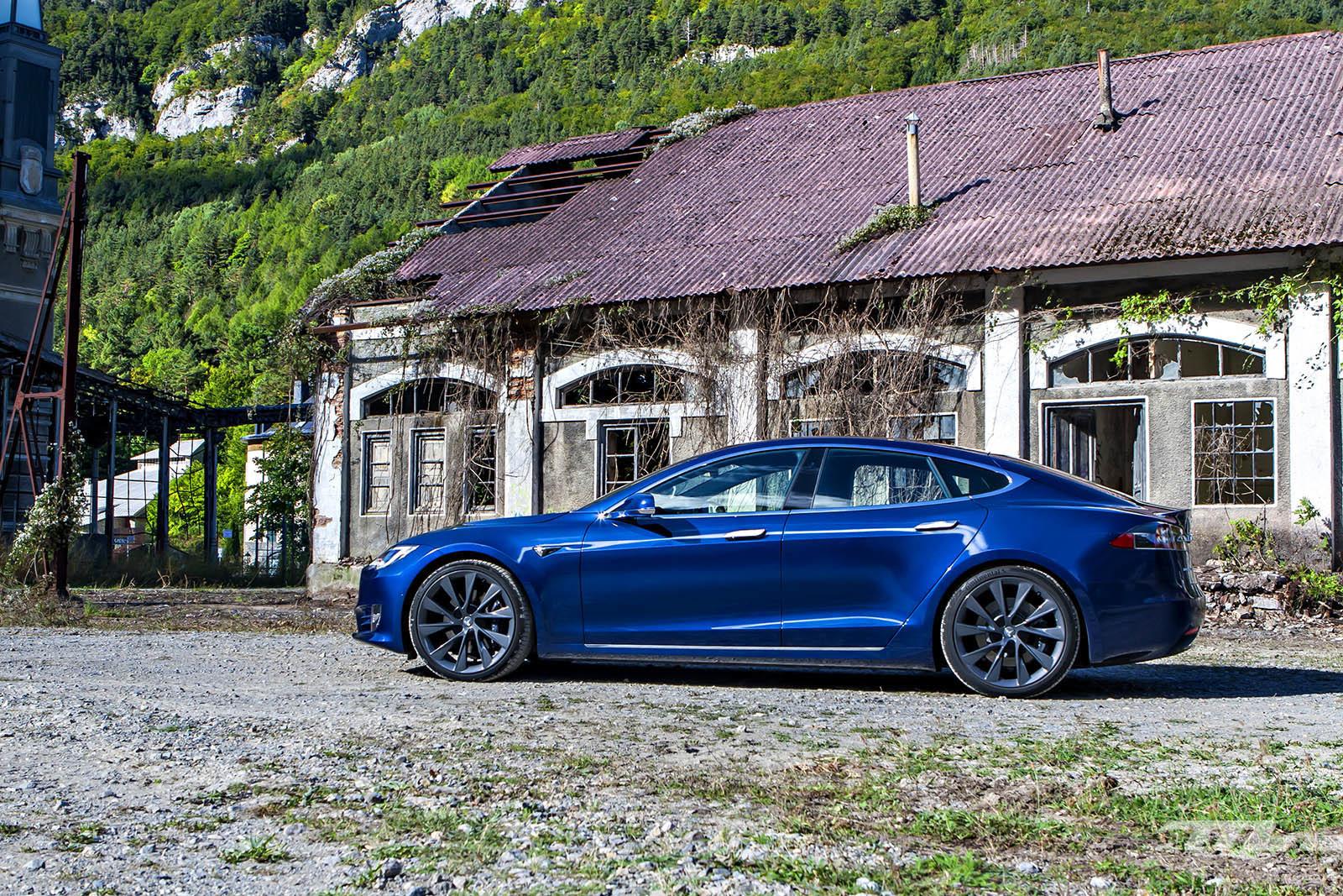 Foto de Tesla Model S 100D prueba (1/17)
