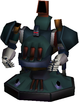 Ffvii Air Buster