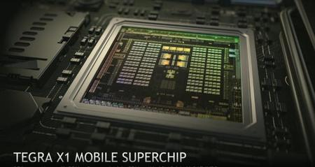 NVIDIA introduce 'superchip' móvil Tegra X1, hasta 1 TFLOP con núcleos Maxwell
