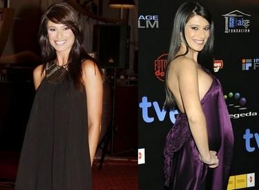 Sonia Ferrer así de embarazada