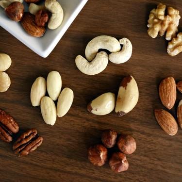Comer frutos secos durante el embarazo podría ayudar a mejorar el desarrollo neuropsicológico de los niños a largo plazo